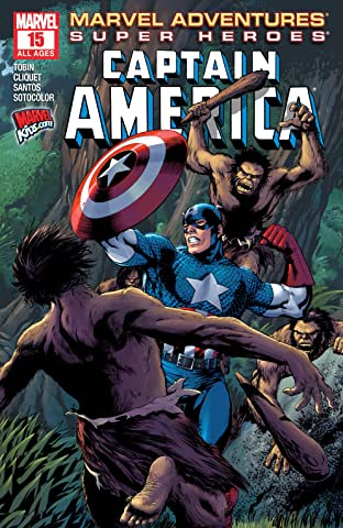 Marvel Adventures Super Heroes (2010-2012) #15