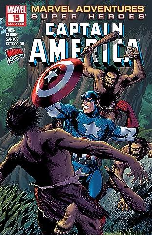 Marvel Adventures Super Heroes (2010-2012) No.15