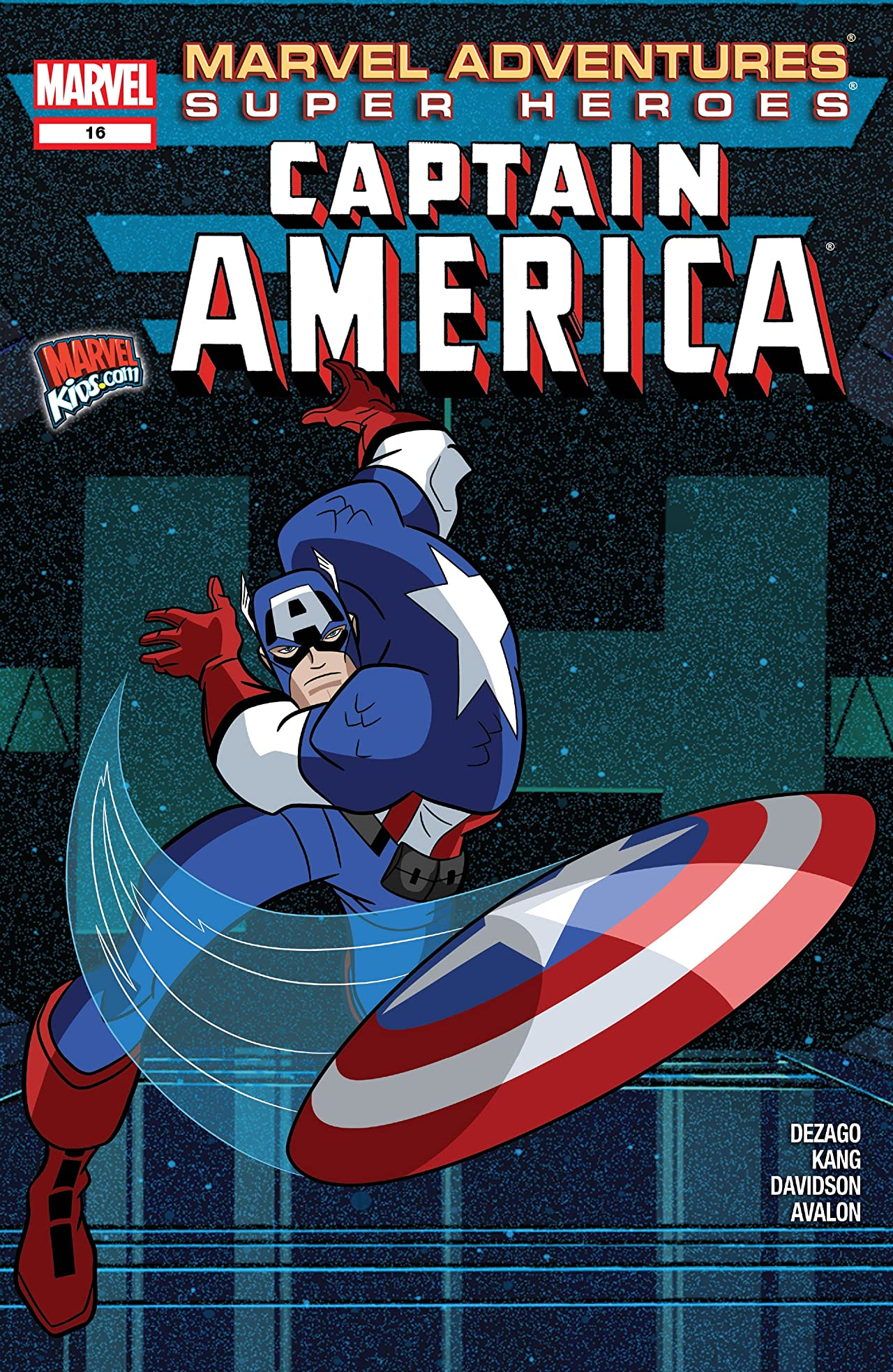 Marvel Adventures Super Heroes (2010-2012) #16