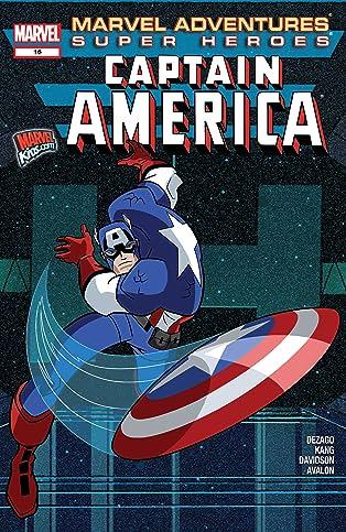 Marvel Adventures Super Heroes (2010-2012) #16