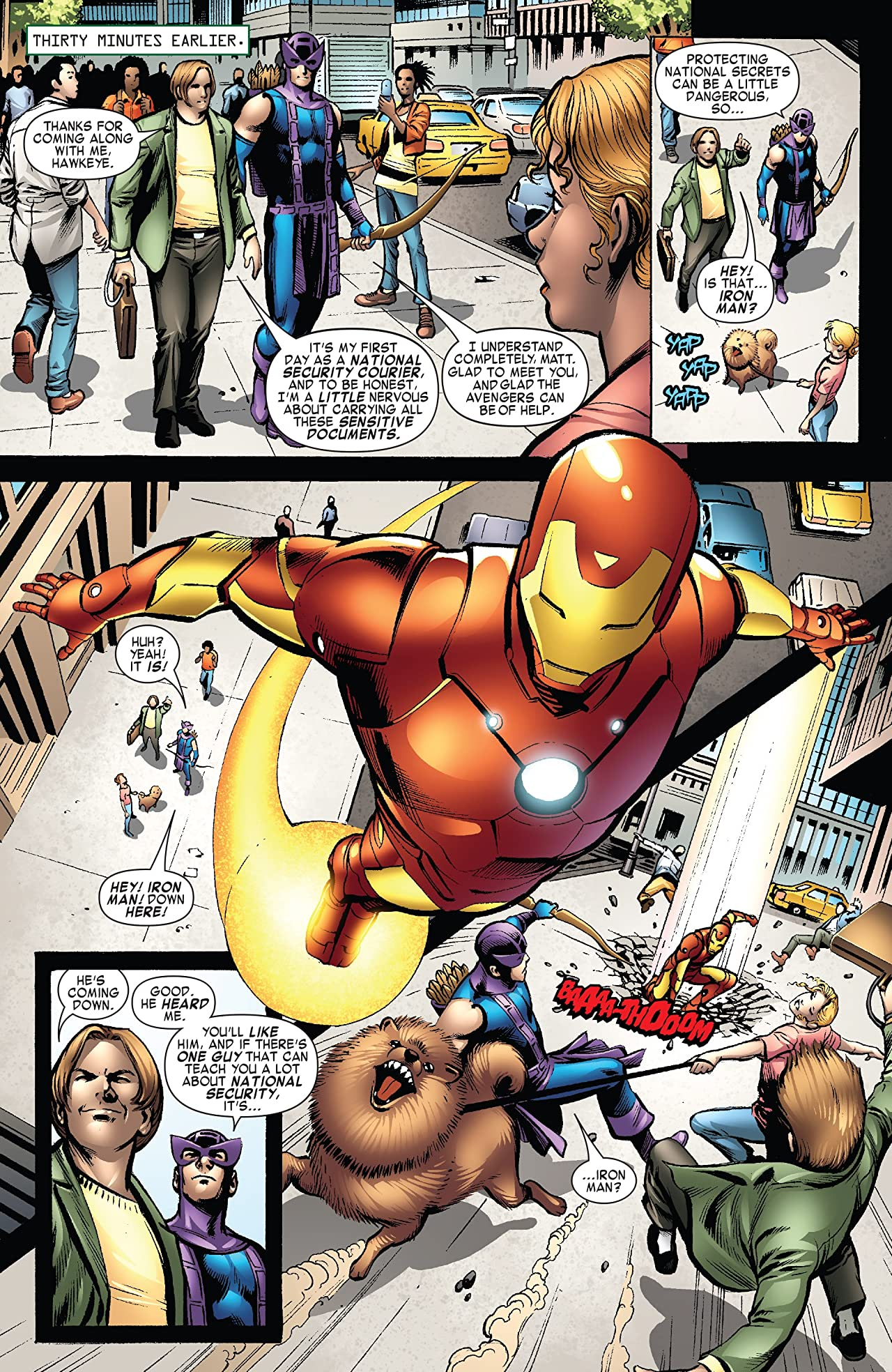 Marvel Adventures Super Heroes (2010-2012) #17