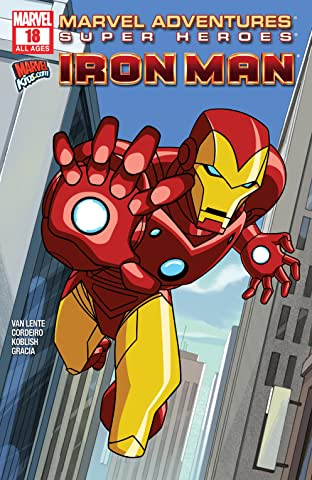 Marvel Adventures Super Heroes (2010-2012) No.18