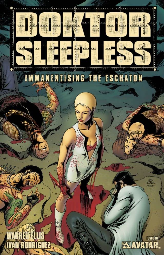 Doktor Sleepless #10