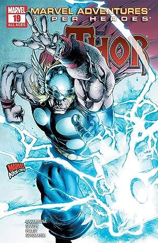 Marvel Adventures Super Heroes (2010-2012) No.19
