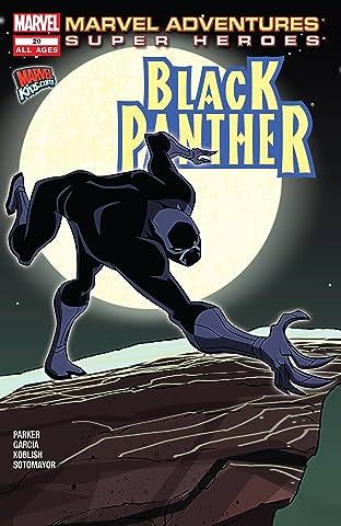 Marvel Adventures Super Heroes (2010-2012) No.20