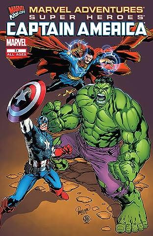 Marvel Adventures Super Heroes (2010-2012) No.21