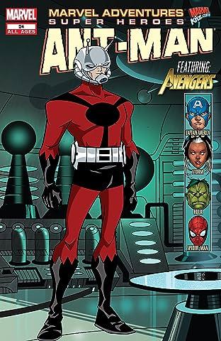 Marvel Adventures Super Heroes (2010-2012) #24