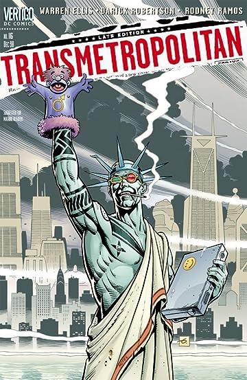 Transmetropolitan #16