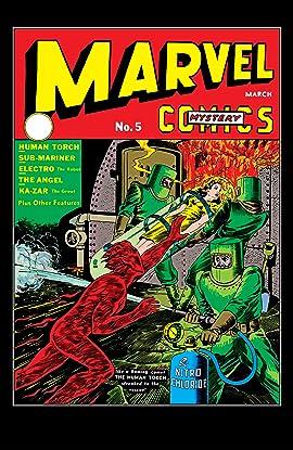 Marvel Mystery Comics (1939-1949) #5