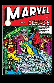 Marvel Mystery Comics (1939-1949) #6