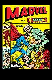 Marvel Mystery Comics (1939-1949) #8