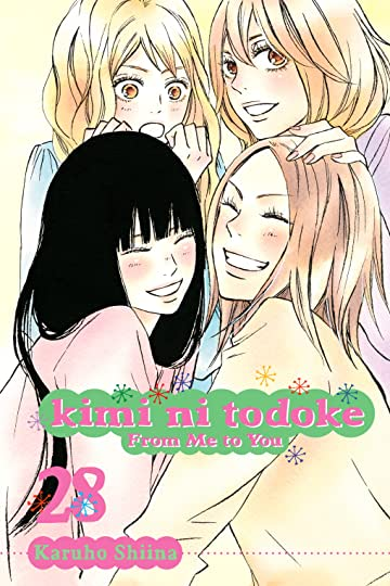 Kimi ni Todoke: From Me to You Vol. 28