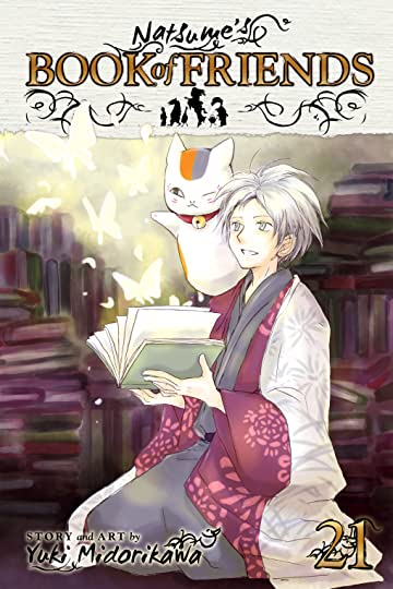 Natsume's Book of Friends Vol. 21