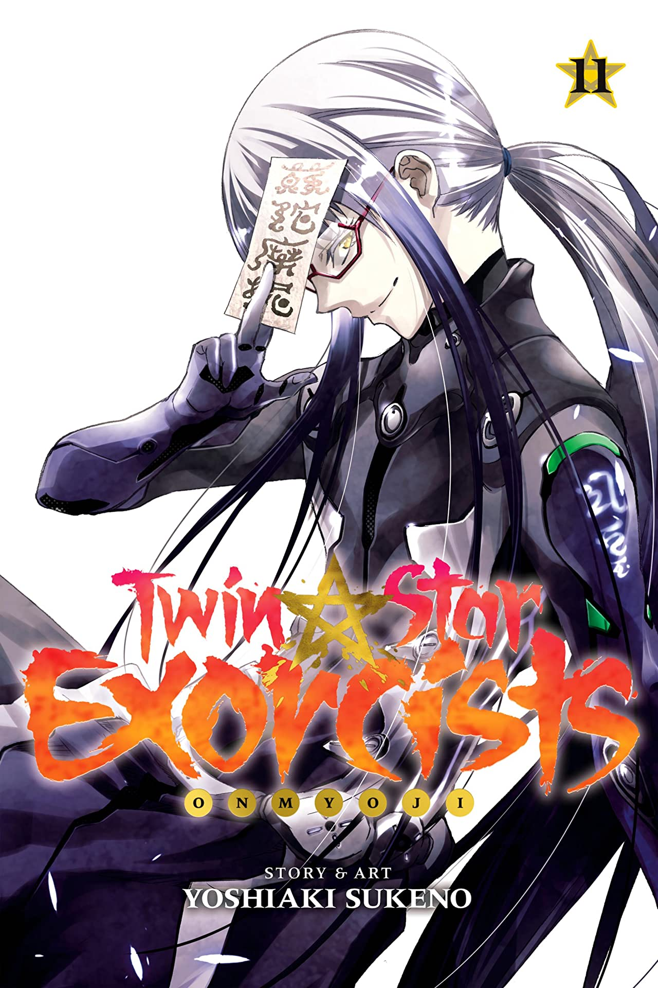 Twin Star Exorcists Vol. 11