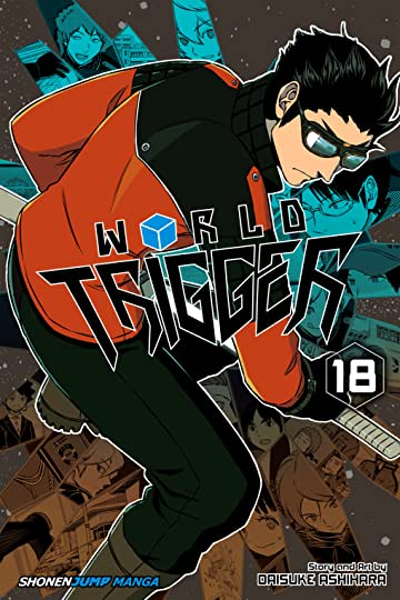 World Trigger Vol. 18