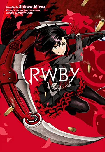 RWBY Vol. 1
