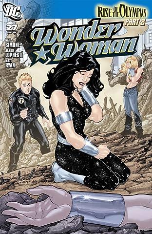 Wonder Woman (2006-2011) #27