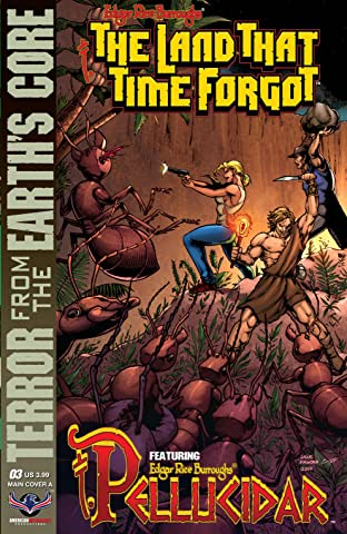 The Land That Time Forgot: Terror From The Earth's Core #3
