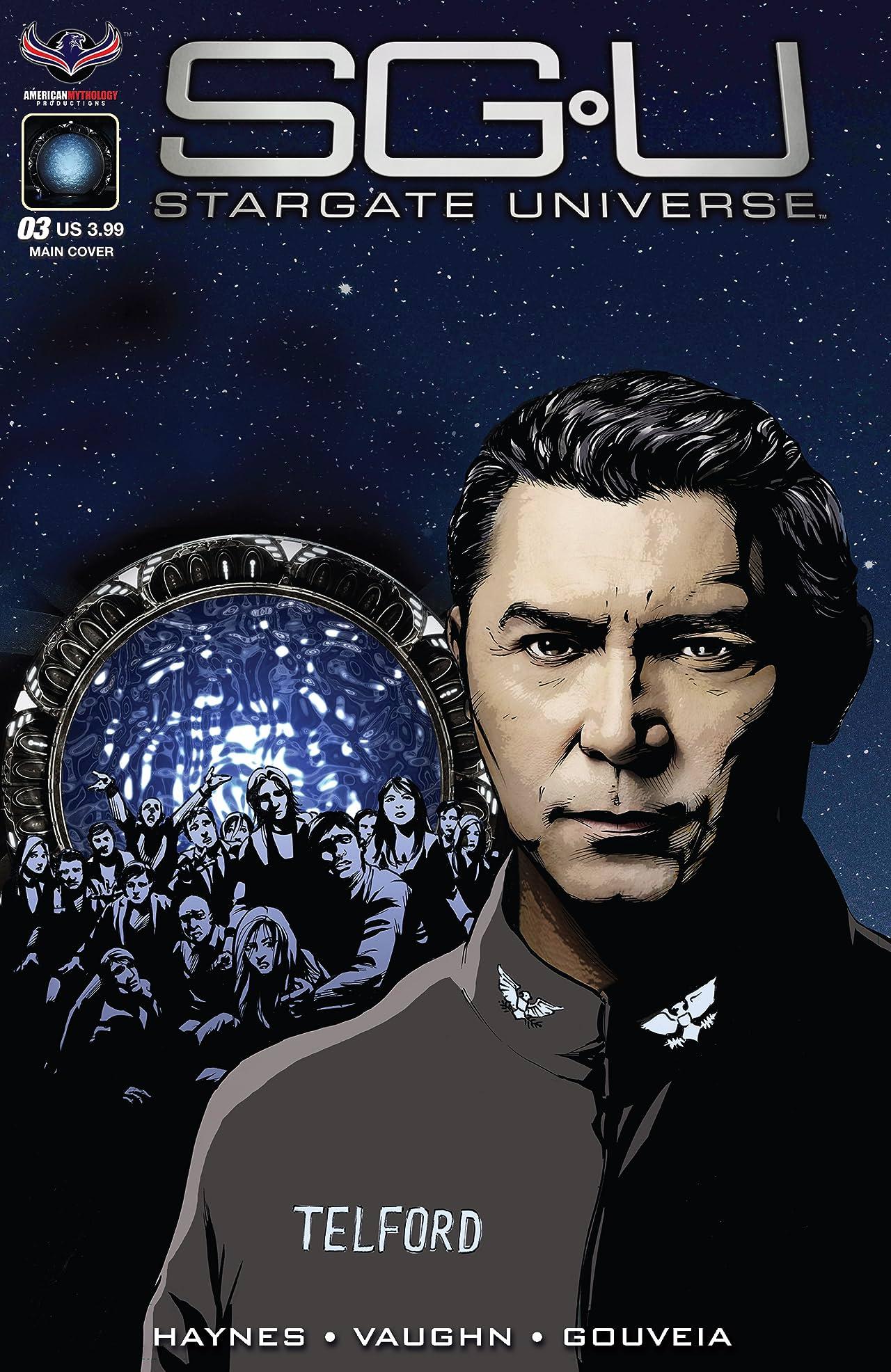 Stargate Universe #3