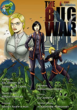 Declaration: The Bug War Issue #1