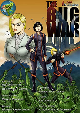 Era: The Consortium: The Bug War #1