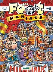 Les Footmaniacs Vol. 9
