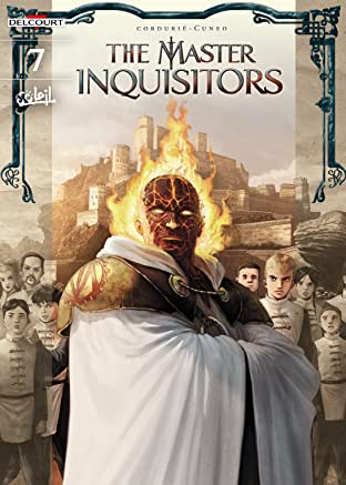 The Master Inquisitors Vol. 7: Orlias