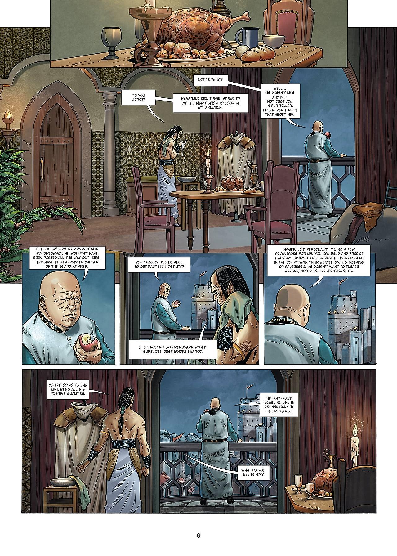 The Master Inquisitors Vol. 7: Orlias