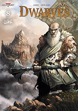 Dwarves Vol. 8: Sriza of the Temple