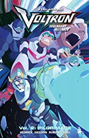 Voltron: Legendary Defender Vol. 2: Pilgrimmage