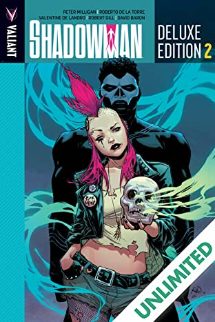 Shadowman Deluxe Edition Book 2