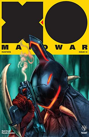 X-O Manowar (2017) No.10