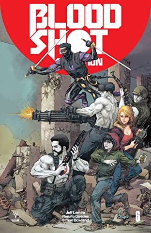 Bloodshot Salvation No.6