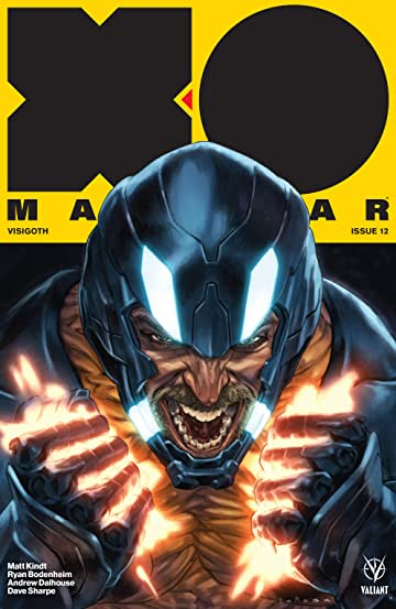 X-O Manowar (2017) No.12