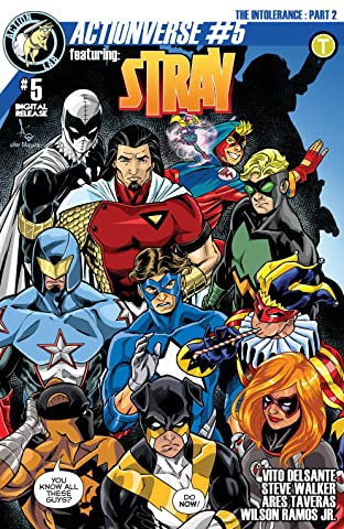 Actionverse: Stray No.5