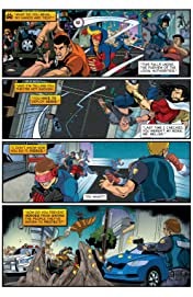 Actionverse: Stray #5