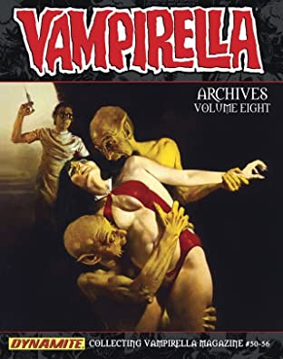 Vampirella Archives Tome 8