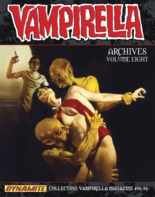 Vampirella Archives Vol. 8
