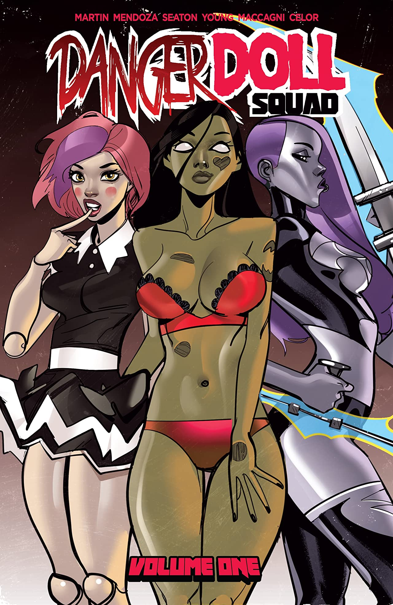 Danger Doll Squad Tome 1