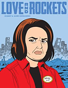 Love and Rockets Vol. IV #5