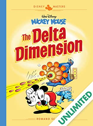 Disney Masters Vol. 1: Walt Disney's Mickey Mouse: The Delta Dimension