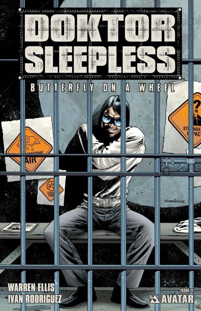 Doktor Sleepless #11