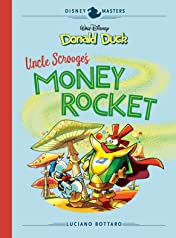 Disney Masters Vol. 2: Walt Disney's Donald Duck: Uncle Scrooge's Money Rocket