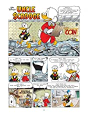 Walt Disney Uncle Scrooge and Donald Duck Vol. 9: The Three Caballeros Ride Again!