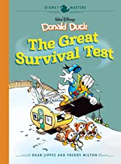 Disney Masters Tome 4: Walt Disney's Donald Duck: The Great Survival Test