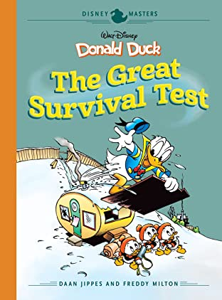 Disney Masters Vol. 4: Walt Disney's Donald Duck: The Great Survival Test