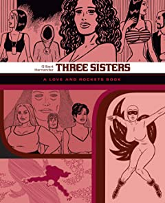 Three Sisters: The Love & Rockets Library