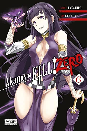 Akame ga KILL! ZERO Tome 6