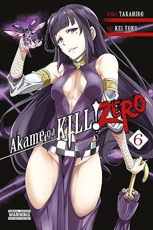 Akame ga KILL! ZERO Vol. 6