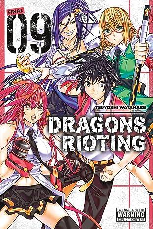Dragons Rioting Tome 9